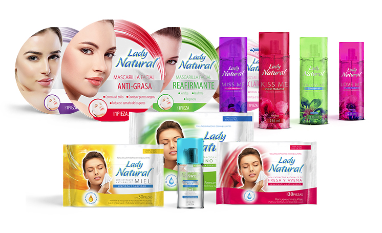 Conócenos Productos Lady Natural
